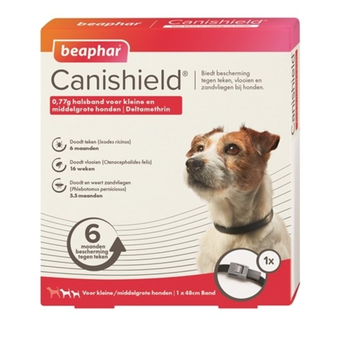 Beaphar canishield hond