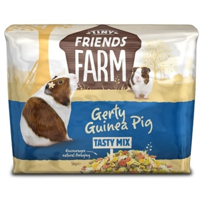Gerty guinea pig tasty mix