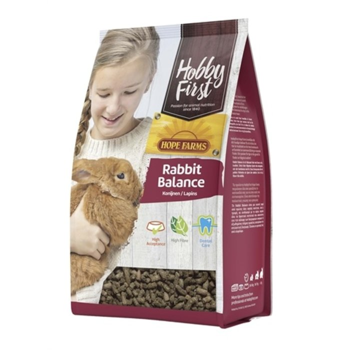 Hobbyfirst hopefarms rabbit balance