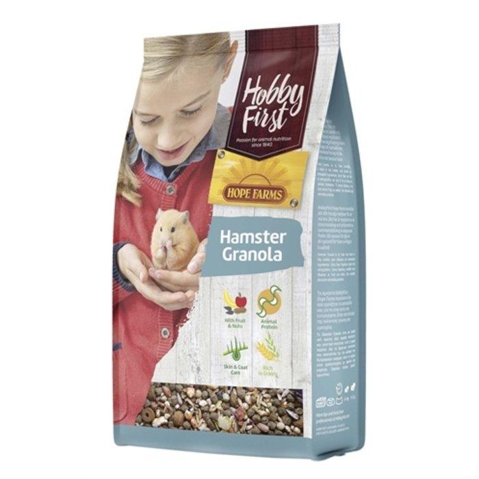 Hobbyfirst hopefarms hamster granola
