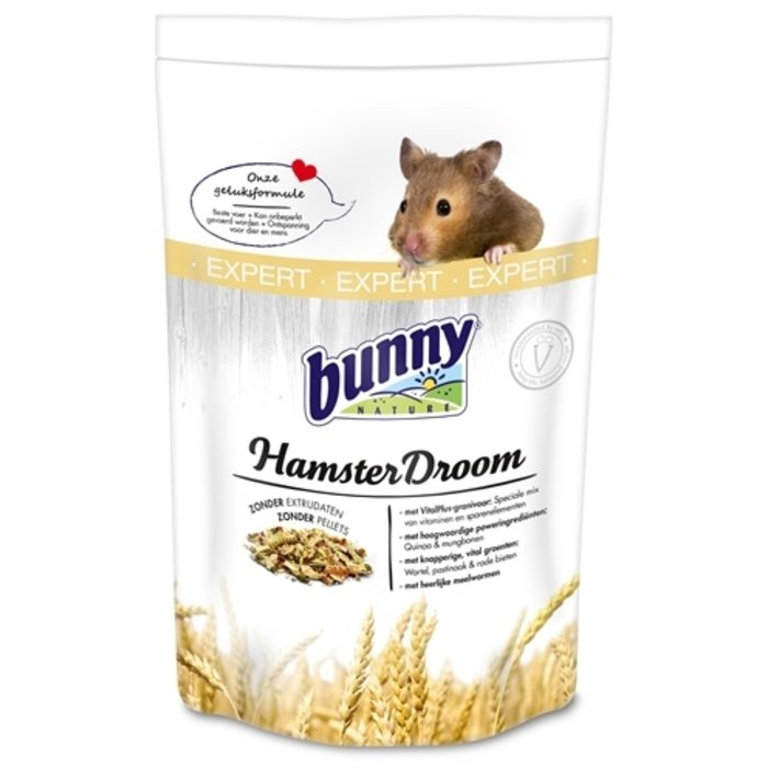 Bunny nature hamsterdroom expert