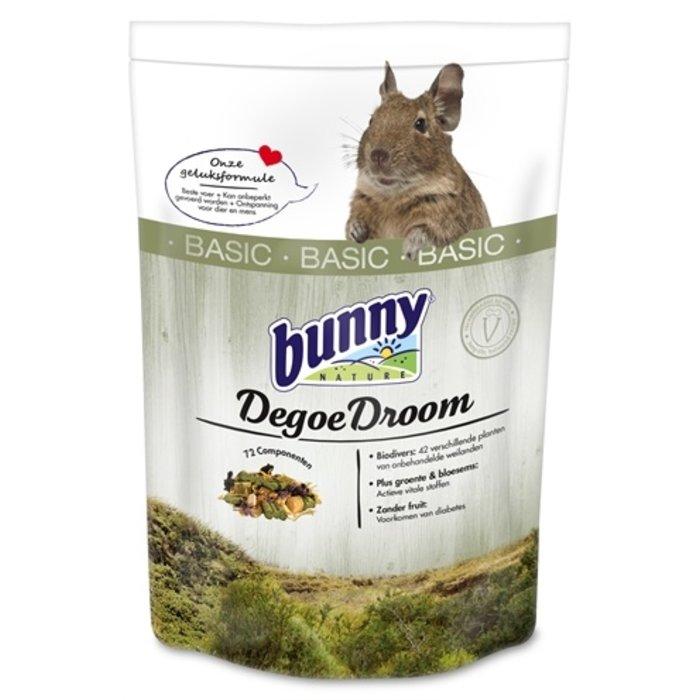 Bunny nature degudroom basic