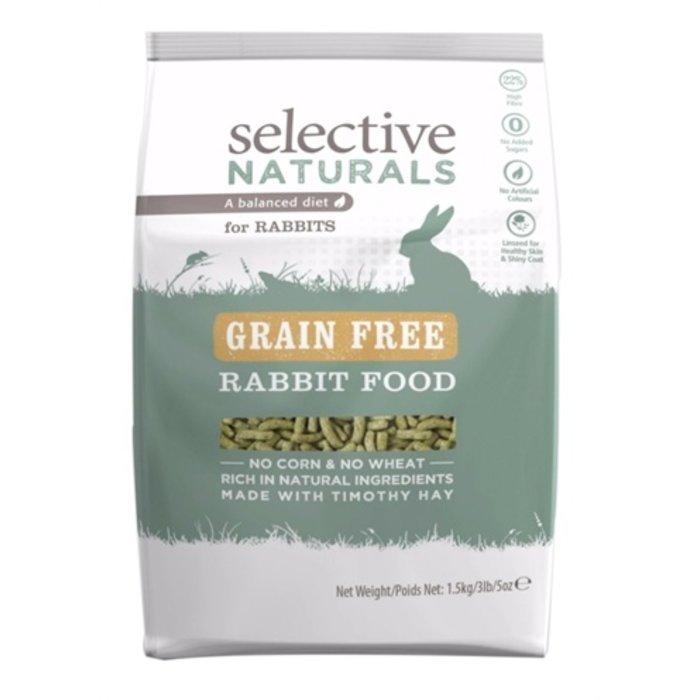 Supreme science selective naturals rabbit graanvrij