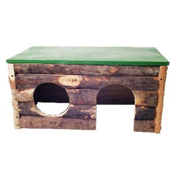 Blokhut hout