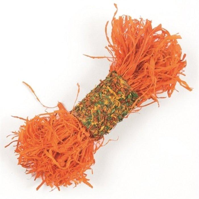 Happy pet critters choice shreddy roller oranje
