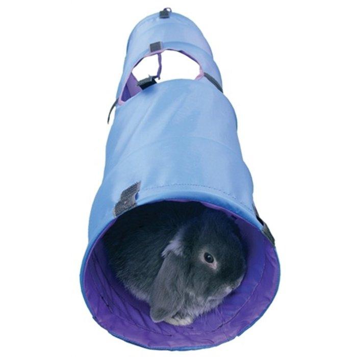 Konijn tunnel activity assorti