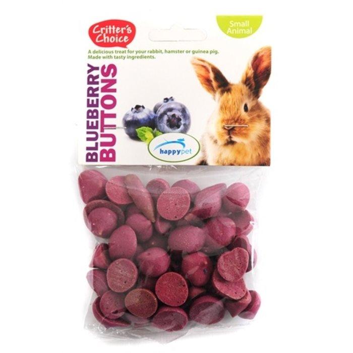 Critter's choice blueberry buttons