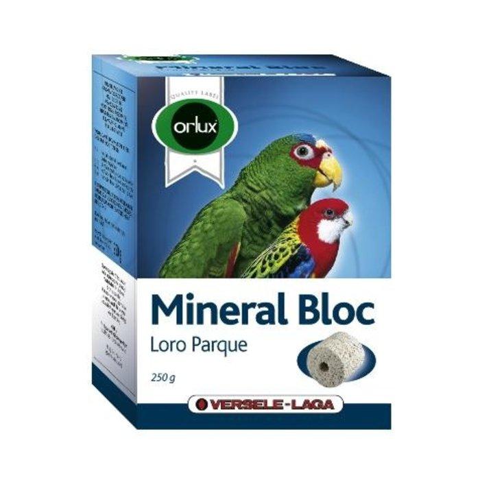 Orlux mineraal blok grote parkiet