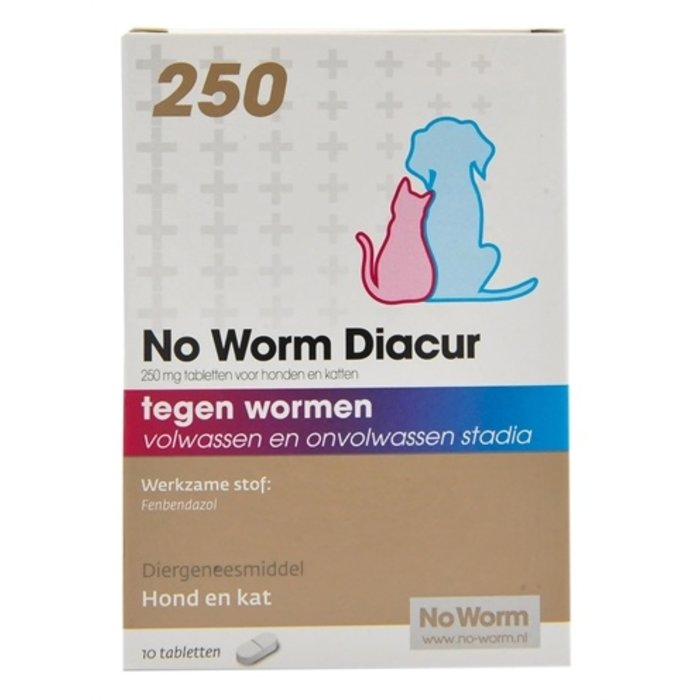 No worm diacur