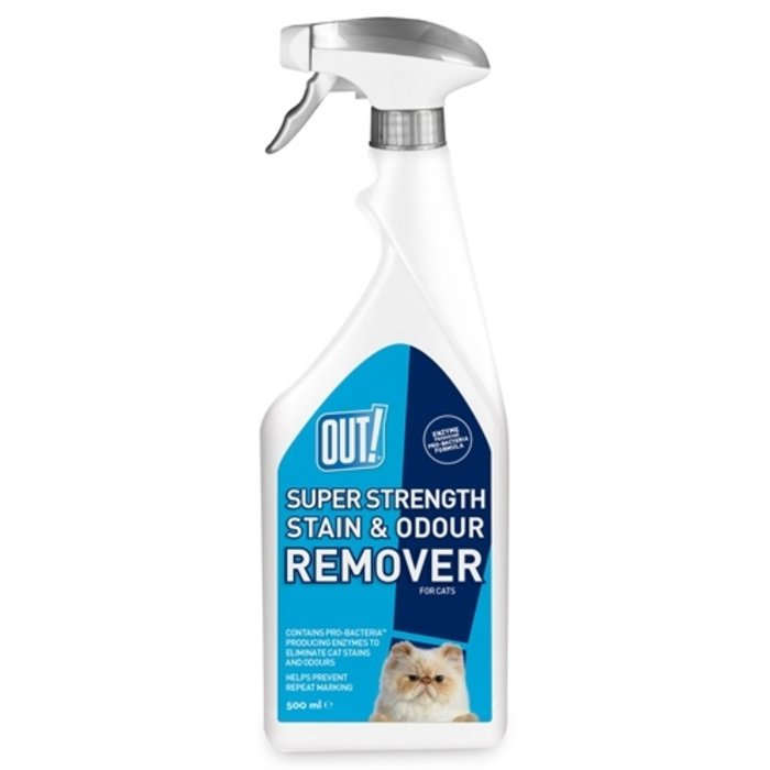 Out! super strenght stain & odour remover