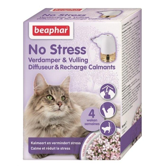 Beaphar no stress verdamper met vulling kat