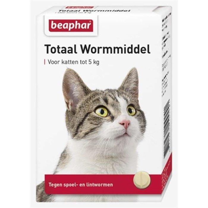 Beaphar wormtablet kat