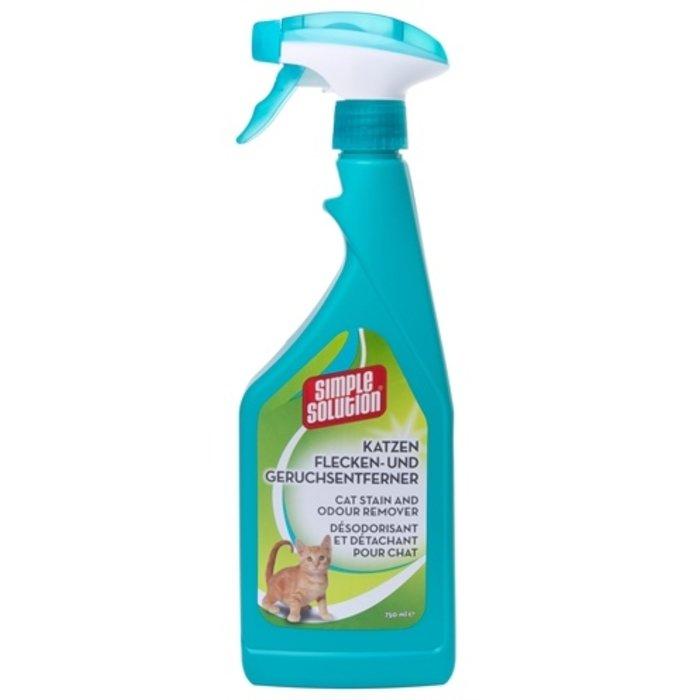Simple solution stain & odour vlekverwijderaar kat