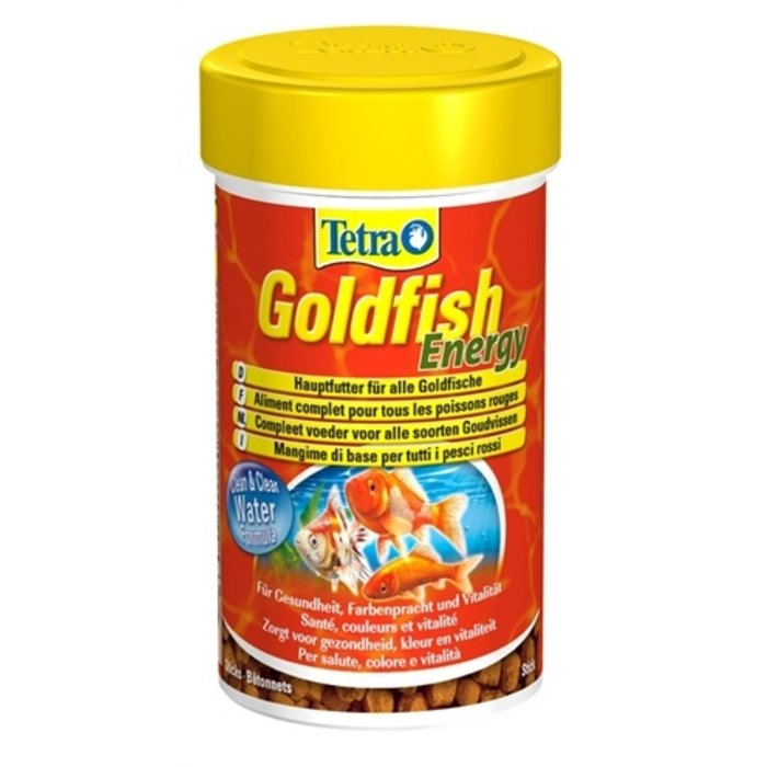Tetra animin goldfish energy sticks bio active