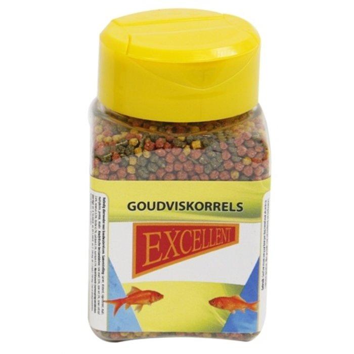 Excellent goudviskorrels