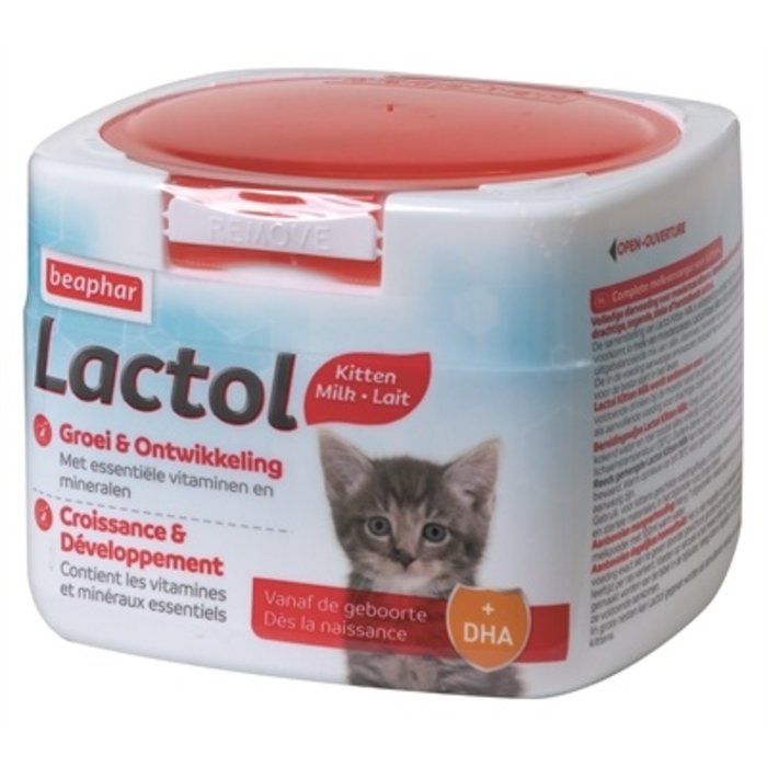 Beaphar kitty milk lactol