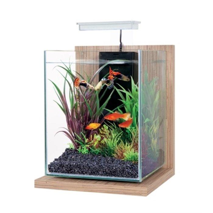 Zolux aquarium kit jalaya bamboo beige