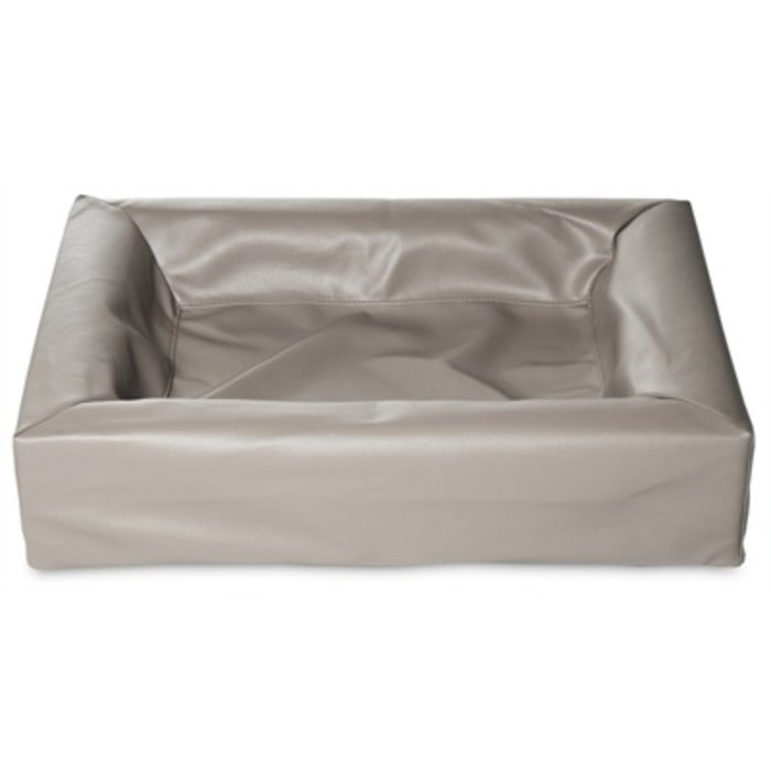 Bia bed hondenmand taupe