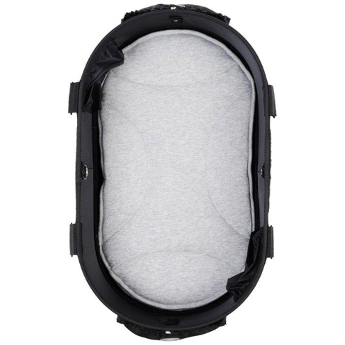 Airbuggy mat voor dome2 sm gemeleerd grijs