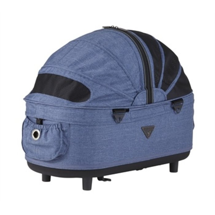 Airbuggy reismand hondenbuggy dome2 m cot earth blauw