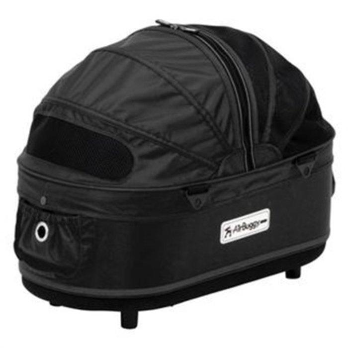Airbuggy reismand hondenbuggy dome2 m cot zwart