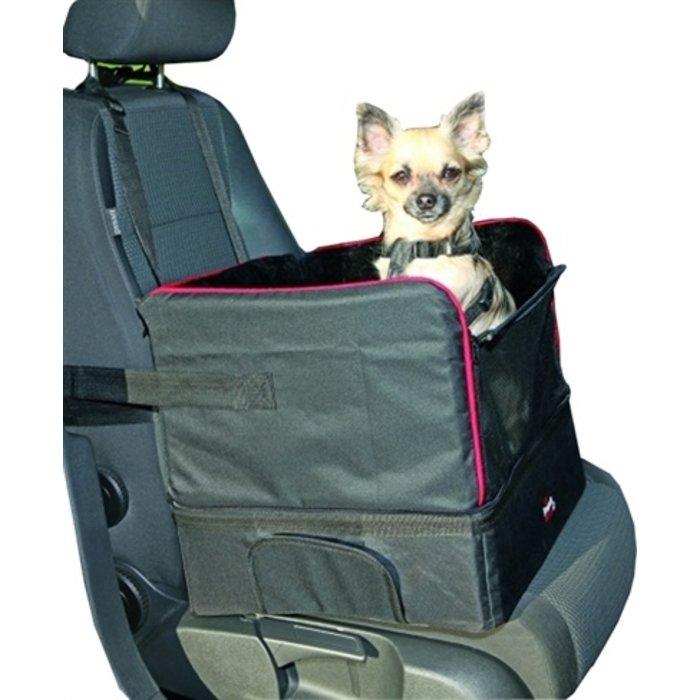 Trixie autostoel voor kleine honden zwart