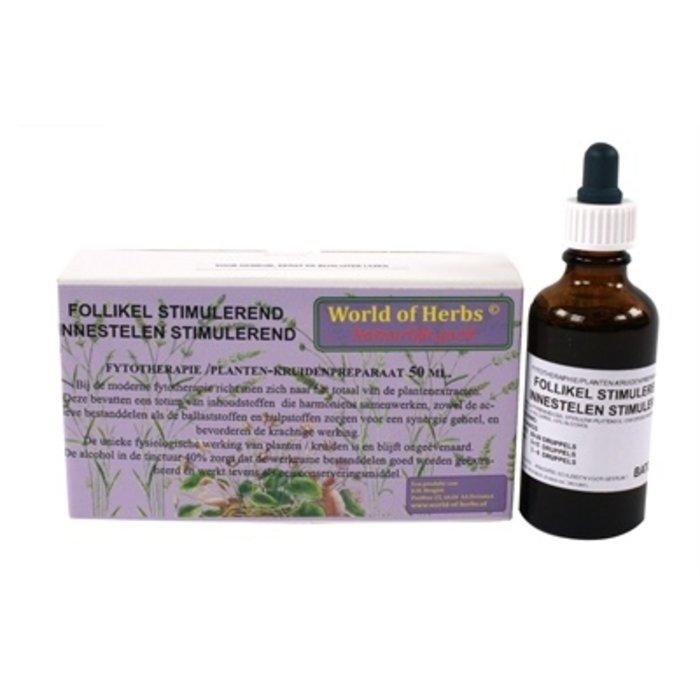 World of herbs fytotherapie follikel stimulerend