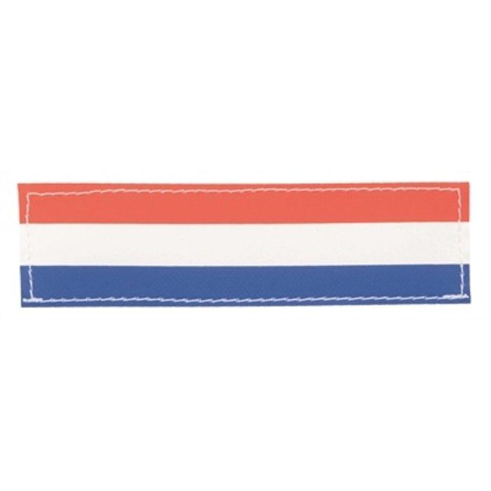 Julius k9 labels voor power-harnas/tuig nederlandse vlag