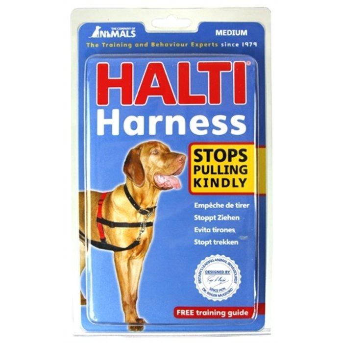 Halti harness zwart