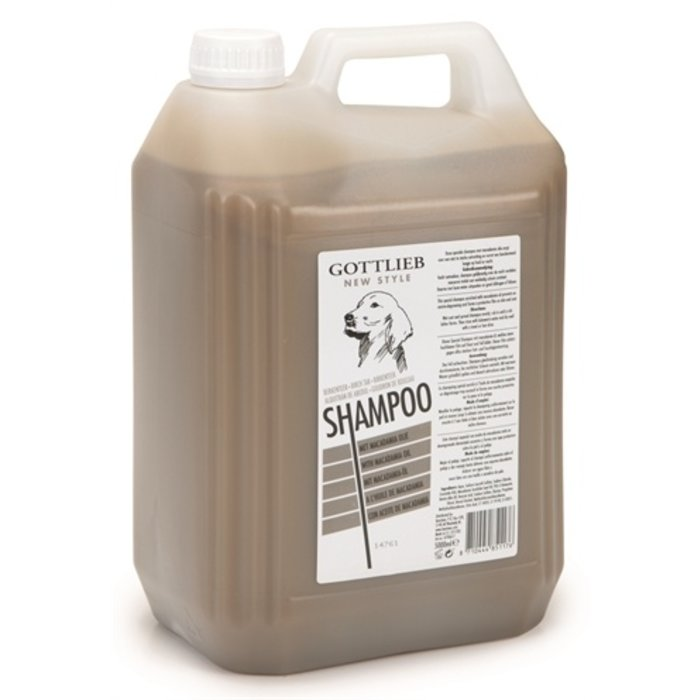 Gottlieb shampoo zwavelteer