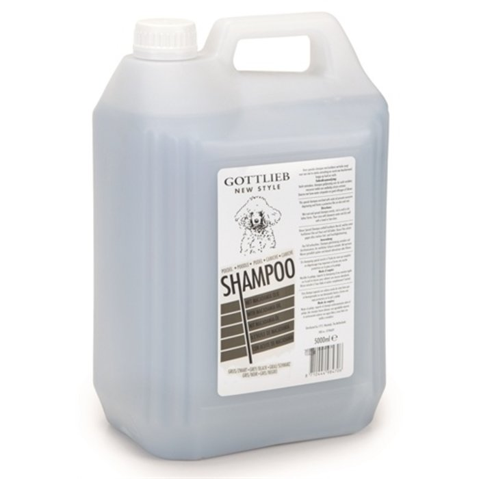 Gottlieb shampoo poedel gr/zwart