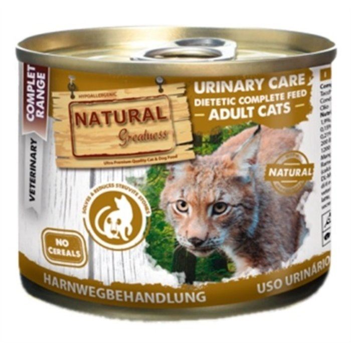 Natural greatness cat urinary care dietetic junior / adult