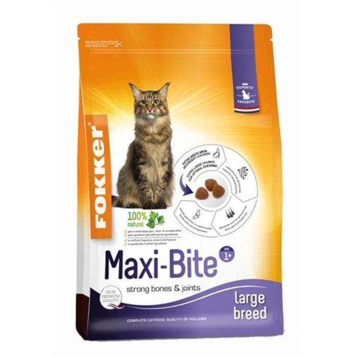 Fokker kat maxi bite large breed