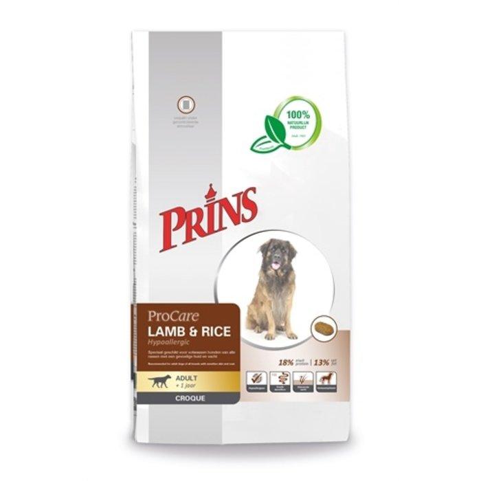Prins procare croque hypo allergic lam/rijst