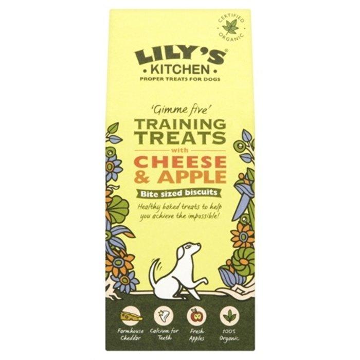 Lily's kitchen dog training treats