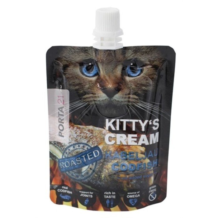 Porta 21 kitty's cream kabeljauw