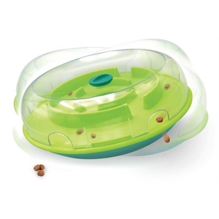 Nina ottosson wobble bowl groen