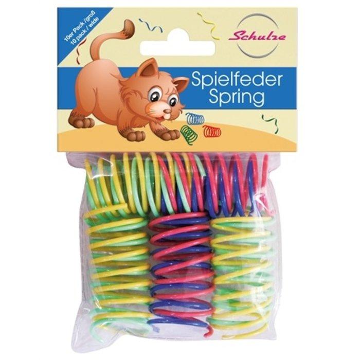 Schulze spiral springs