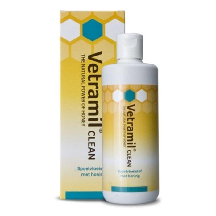 Vetramil clean spoelvloeistof
