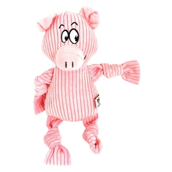 Fofos fluffy varken roze