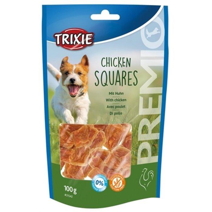 Trixie premio chicken squares