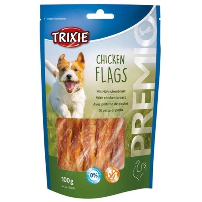 Trixie premio chicken flags
