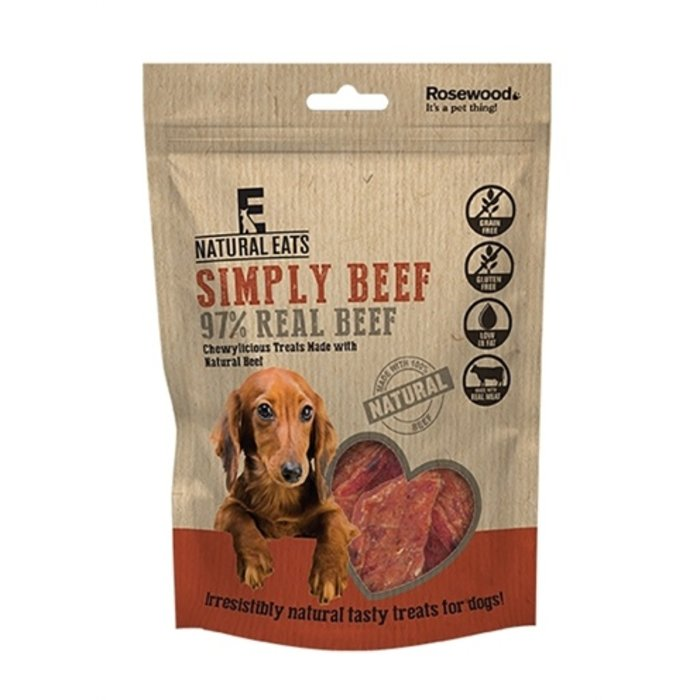 Rosewood natural eats simply beef