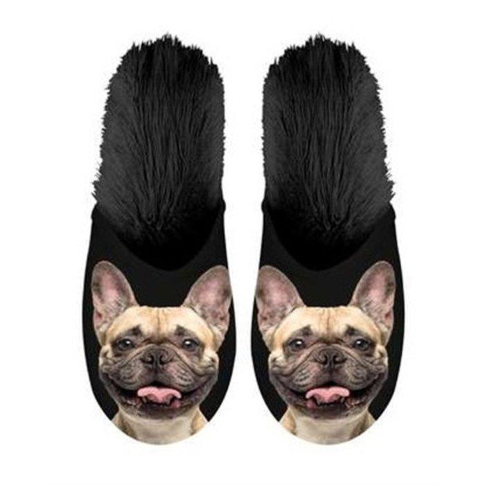 Plenty gifts pantoffel franse bulldog