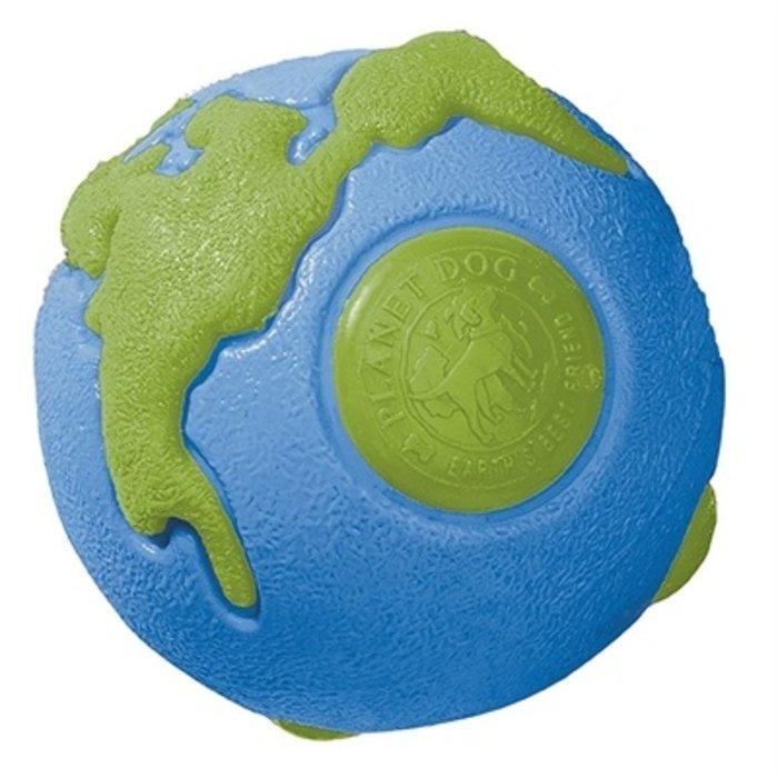Planet dog orbee bal blauw / groen
