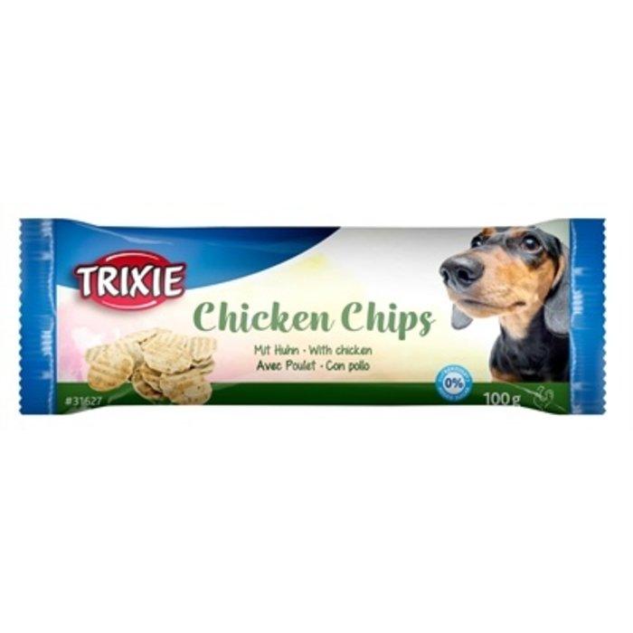 Trixie chicken chips
