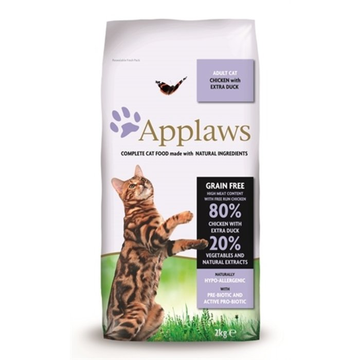 Applaws cat adult chicken / duck