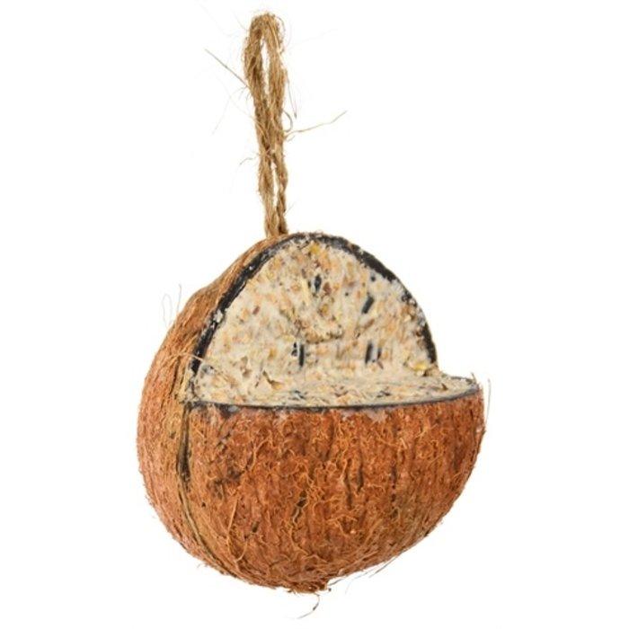Best for birds kokosnoot gevuld met vet