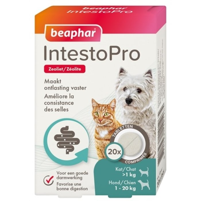Beaphar intestopro kat / hond