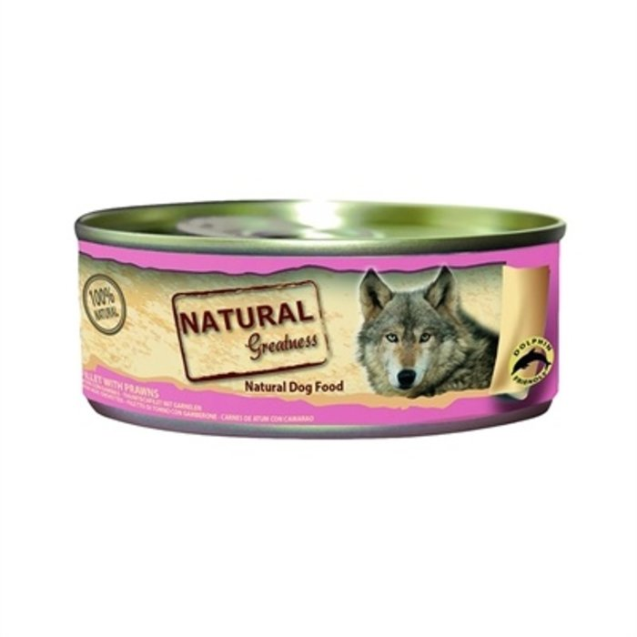 Natural greatness tuna / prawns